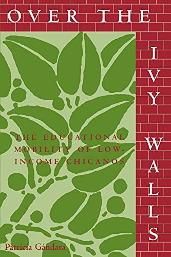 9780791426104: Over the Ivy Walls (Suny Series, Social Context of Education) (SUNY series, The Social Context of Education)
