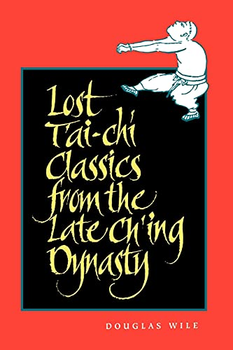 9780791426548: Lost T'ai-chi Classics from the Late Ch'ing Dynasty