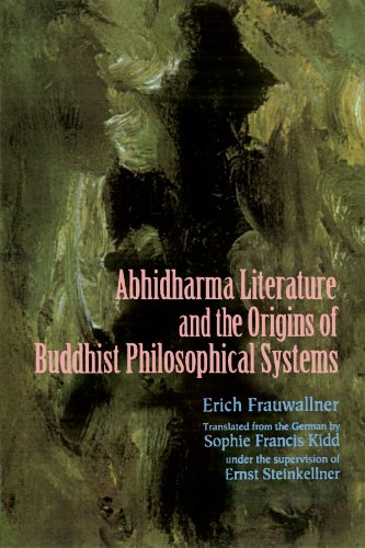 9780791427002: Studies in Abhidharma Literature and the Origins of Buddhist Philosophical Systems (Suny Series in Indian Thought: Texts and Studies): Text and Studies)