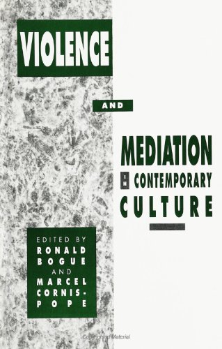 9780791427200: Violence and Mediation in Contemporary Culture (S U N Y Series, Margins of Literature) (Suny Series, the Margins of Literature)