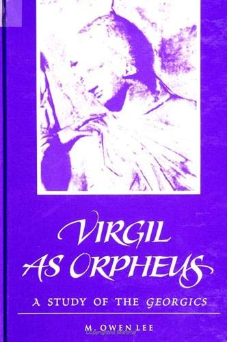 9780791427835: Virgil as Orpheus: A Study of the Georgics (SUNY series in Classical Studies)