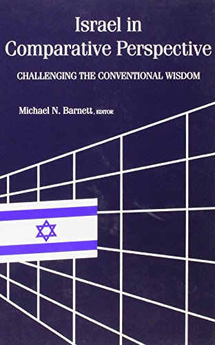 9780791428313: Israel in Comparative Perspective: Challenging the Conventional Wisdom (Suny Series in Israeli Studies)