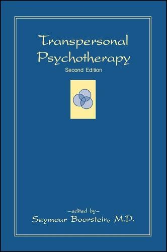 9780791428351: Transpersonal Psychotherapy (SUNY series in the Philosophy of Psychology)