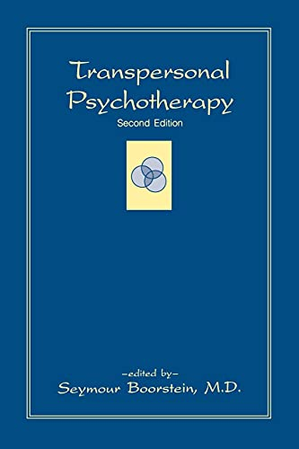 9780791428368: Transpersonal Psychotherapy (SUNY series in the Philosophy of Psychology)