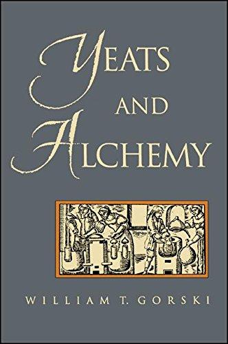 9780791428412: Yeats and Alchemy