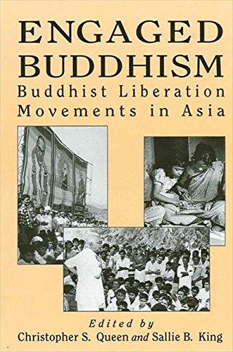 9780791428436: Engaged Buddhism: Buddhist Liberation Movements in Asia