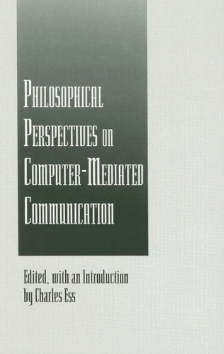 9780791428719: Philosophical Perspectives on Computer-Mediated Communication (Suny Series, Computer-Mediated Communication)