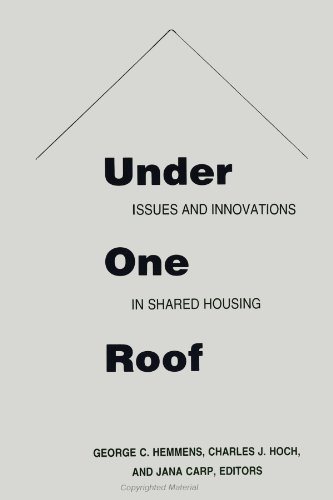 9780791429068: Under One Roof: Issues and Innovations in Shared Housing (Suny Series in Urban Public Policy)