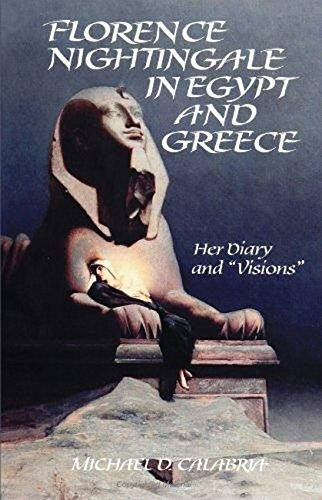 9780791431160: Florence Nightingale in Egypt and Greece: Her Diary and