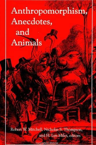9780791431252: Anthropomorphism, Anecdotes and Animals (Suny Series in Philosophy and Biology)
