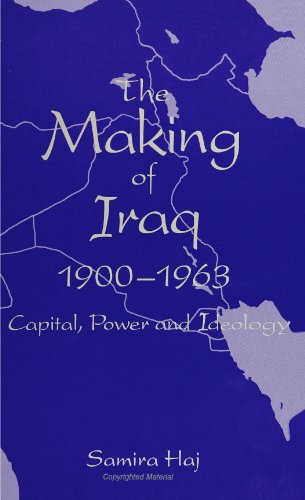 9780791432426: The Making of Iraq, 1900-1963: Capital, Power, and Ideology (S U N Y Series in the Social and Economic History of the Middle East)