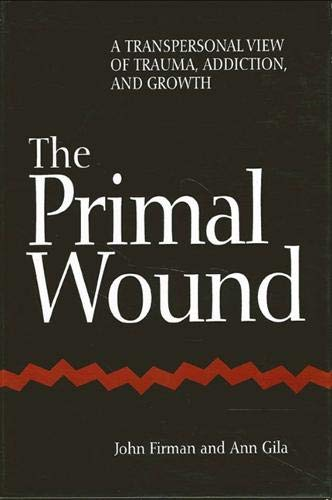 9780791432938: The Primal Wound: A Transpersonal View of Trauma, Addiction, and Growth (S U N Y SERIES IN THE PHILOSOPHY OF PSYCHOLOGY)
