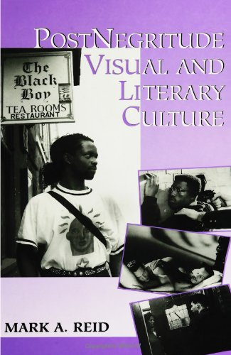 Postnegritude Visual and Literary Culture (Suny Series, Cultural Studies in Cinema/Video): Mark A. ...