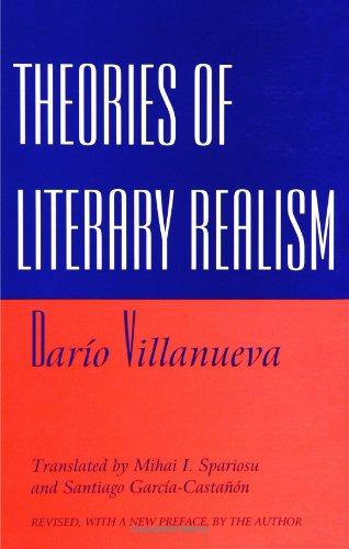 9780791433287: Theories of Literary Realism (SUNY Series, Margins of Literature) (Suny Series, the Margins of Literature)