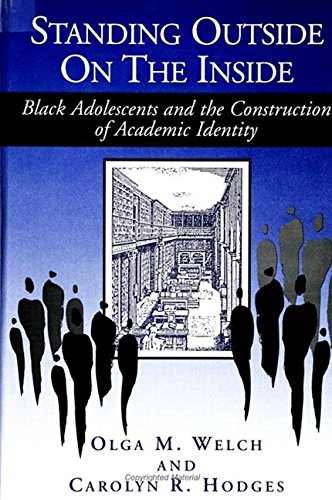 9780791433416: Standing Outside on the Inside: Black Adolescents and the Construction of Academic Identity (SUNY series, The Social Context of Education)