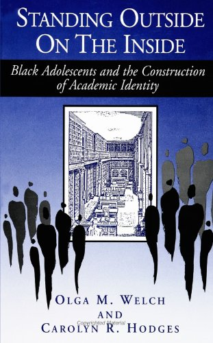 9780791433423: Standing Outside on the Inside: Black Adolescents and the Construction of Academic Identity (SUNY series, The Social Context of Education)