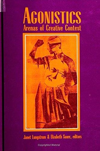 9780791434116: Agonistics (Suny Series, the Margins of Literature)