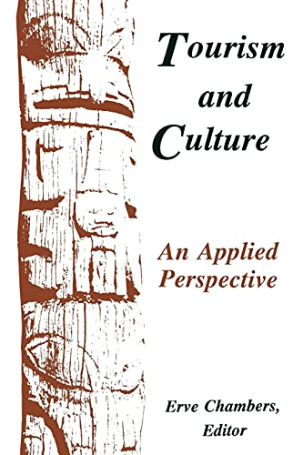 9780791434284: Tourism and Culture: An Applied Perspective