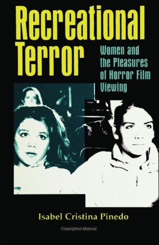 9780791434420: Recreational Terror: Women and the Pleasures of Horror Film Viewing (SUNY series, INTERRUPTIONS: Border Testimony(ies) and Critical Discourse/s)