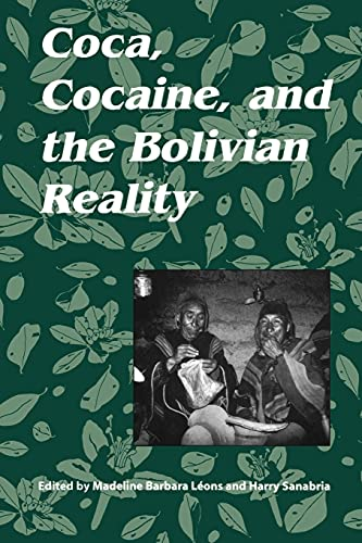 9780791434826: Coca, Cocaine and the Bolivian Reality