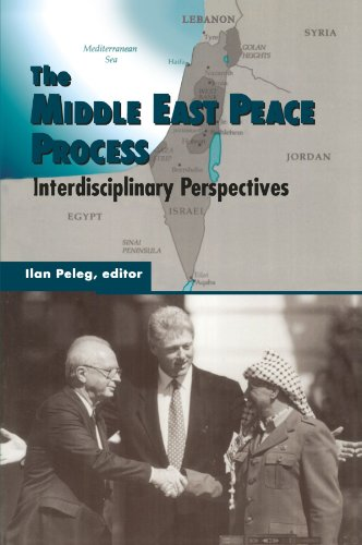 The Middle East peace process : interdisciplinary perspectives.: Peleg, Ilan (ed.)