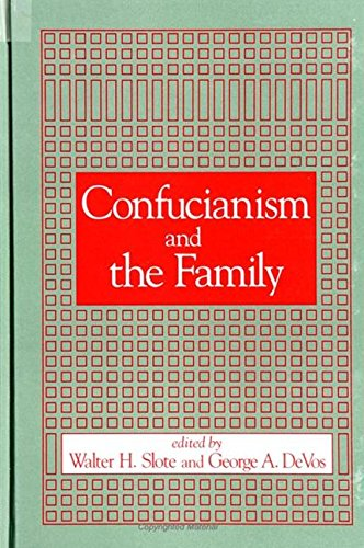 Confucianism and the Family (SUNY Series in Chinese Philosophy and Culture)
