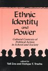 9780791437537: Ethnic Identity and Power: Cultural Contexts of Political Action in School and Society (Suny Series, Power, Social Identity, and Education)