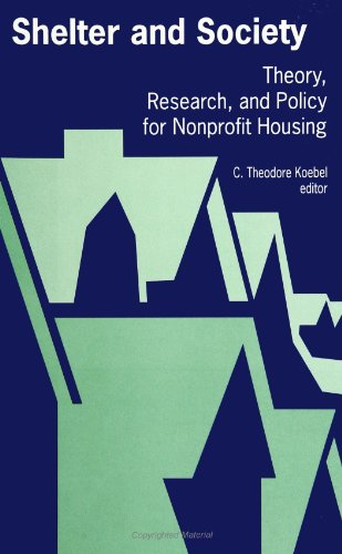 9780791437902: Shelter and Society: Theory, Research, and Policy for Nonprofit Housing (SUNY Series on Urban Public Policy) (Suny Series, Urban Public Policy)