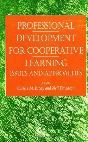 9780791438503: Professional Development for Cooperative Learning: Issues and Approaches
