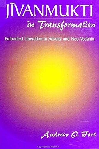 9780791439036: Jivanmukti in Transformation: Embodied Liberation in Advaita and Neo-Vedanta