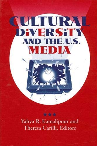 9780791439296: Cultural Diversity and the U.S. Media (Suny Series in Human Communication Processes)