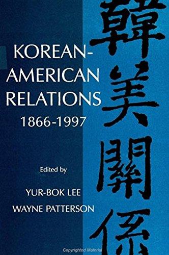 9780791440254: Korean-American Relations: 1866-1997 (S U N Y Series in Korean Studies)