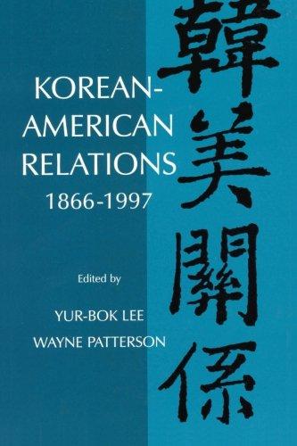9780791440261: Korean-American Relations: 1866-1997 (SUNY Series in Korean Studies) (Suny Series, Korean Studies)
