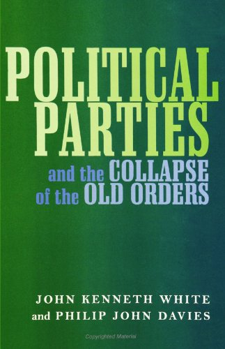 9780791440681: Political Parties and the Collapse of the Old Orders (Suny Series in Political Party Development)