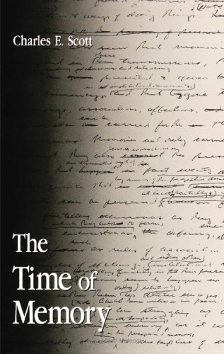 9780791440827: The Time of Memory (SUNY series in Contemporary Continental Philosophy)