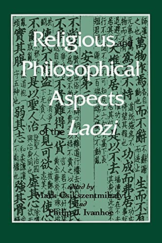 9780791441121: Religious and Philosophical Aspects of the Laozi (SUNY series in Chinese Philosophy and Culture)
