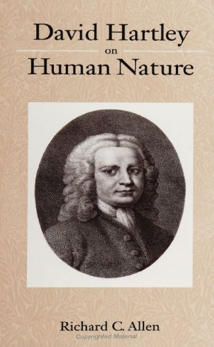 9780791442340: David Hartley on Human Nature (S U N Y Series in the Philosophy of Psychology)