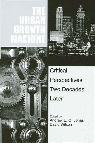 9780791442593: The Urban Growth Machine (Suny Series, Urban Public Policy)