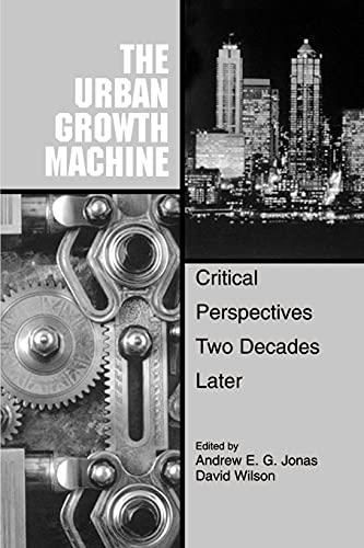 9780791442609: The Urban Growth Machine (SUNY Series in Urban Public Policy)