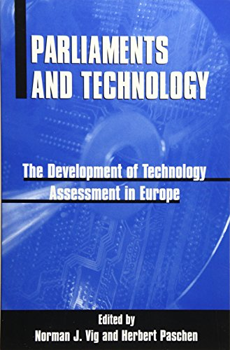 9780791443040: Parliaments and Technology: The Development of Technology Assessment in Europe
