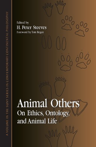 9780791443101: Animal Others: On Ethics, Ontology, and Animal Life (SUNY series in Contemporary Continental Philosophy)