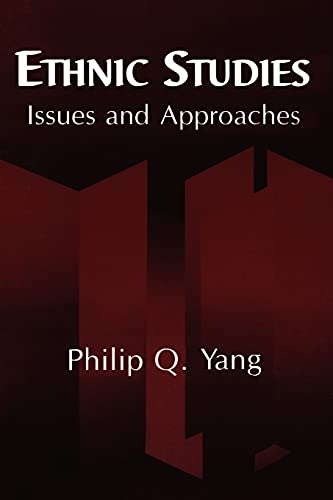 9780791444801: Ethnic Studies: Issues and Approaches