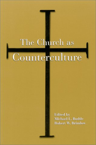 9780791446072: The Church As Counterculture (Suny Series in Popular Culture and Political Change)