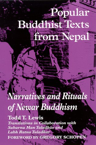9780791446119: Popular Buddhist Texts from Nepal: Narratives and Rituals of Newar Buddhism