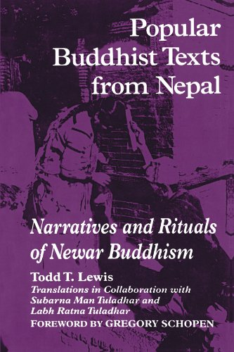9780791446126: Popular Buddhist Texts from Nepal: Narratives and Rituals of Newar Buddhism