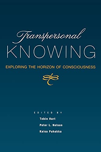 9780791446164: Transpersonal Knowing: Exploring the Horizon of Consciousness (Suny Series, Transpersonal & Humanistic Psychology) (SUNY Series in Transpersonal and Humanistic Psychology)