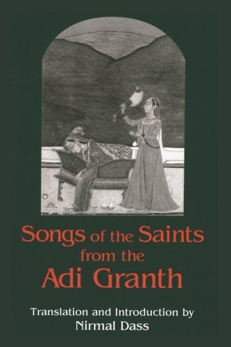 9780791446843: Songs of Saints from Adi Granth