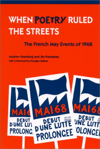9780791449653: When Poetry Ruled the Streets: The French May Events of 1968