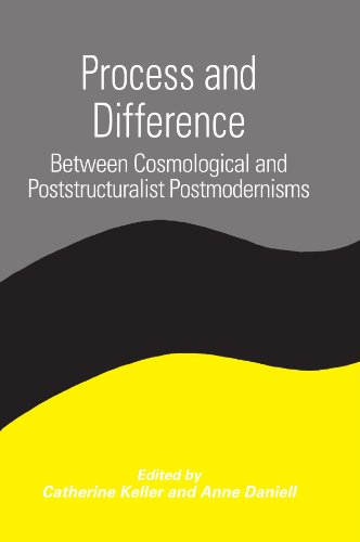 9780791452882: Process and Difference: Between Cosmological and Poststructuralist Postmodernisms (Suny Series in Constructive Postmodern Thought)