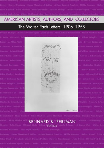 9780791452943: American Artists, Authors, and Collectors: The Walter Pach Letters 1906-1958
